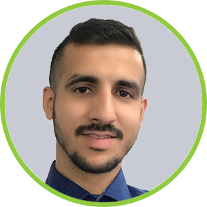 Abuzar Patan, B.S., Executive Assistant